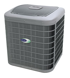 Carrier high efficency air conditioner